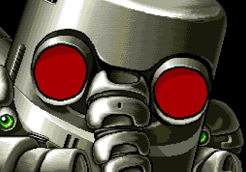 Classic arcade shmup Atomic Robo-Kid is back on Nintendo Switch screenshot
