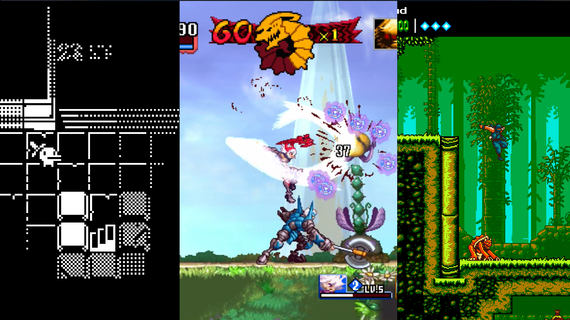 Minit, The Messenger, and Dragon Marked For Death are all getting physical releases on Switch screenshot