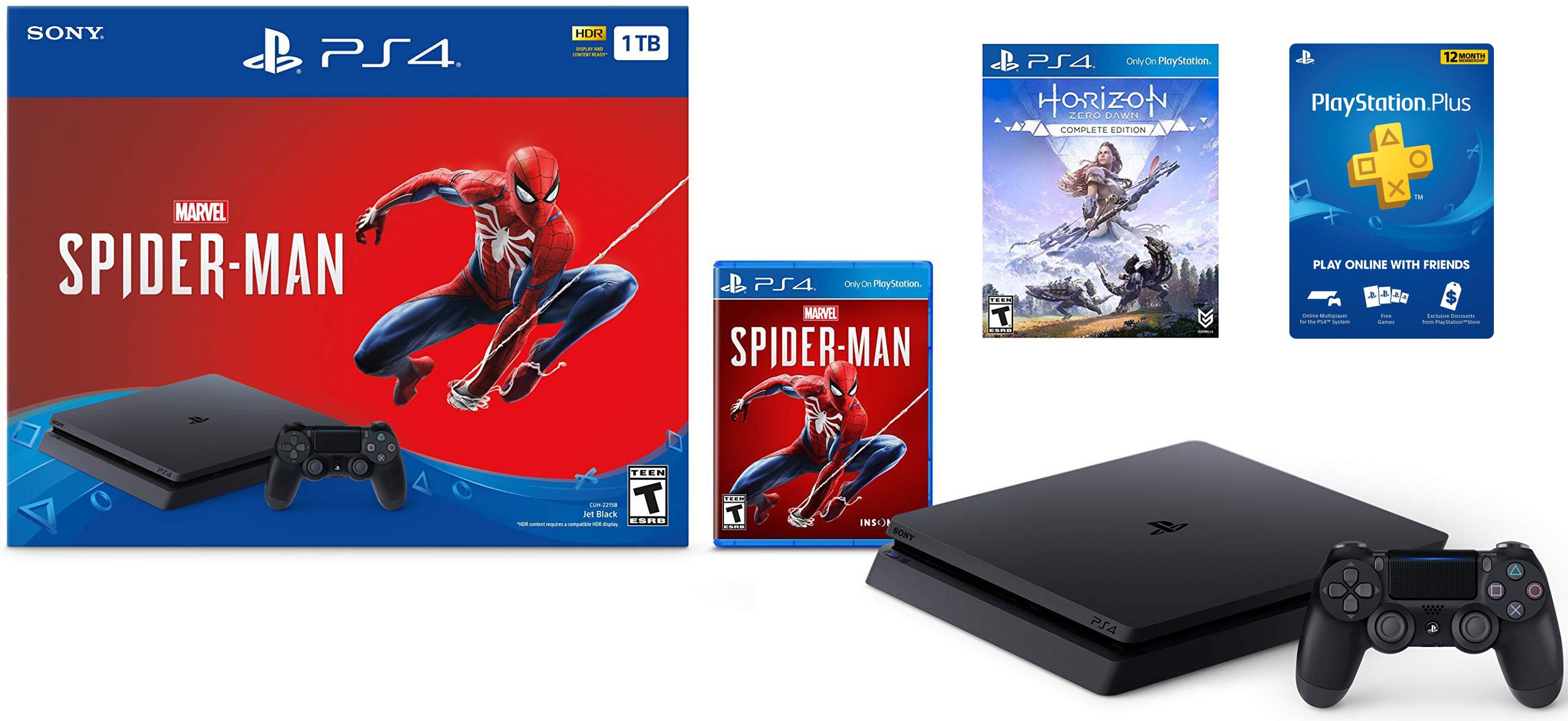 199 Ps4 Spider Man Bundle Tons Of Black Friday Deals Now Live