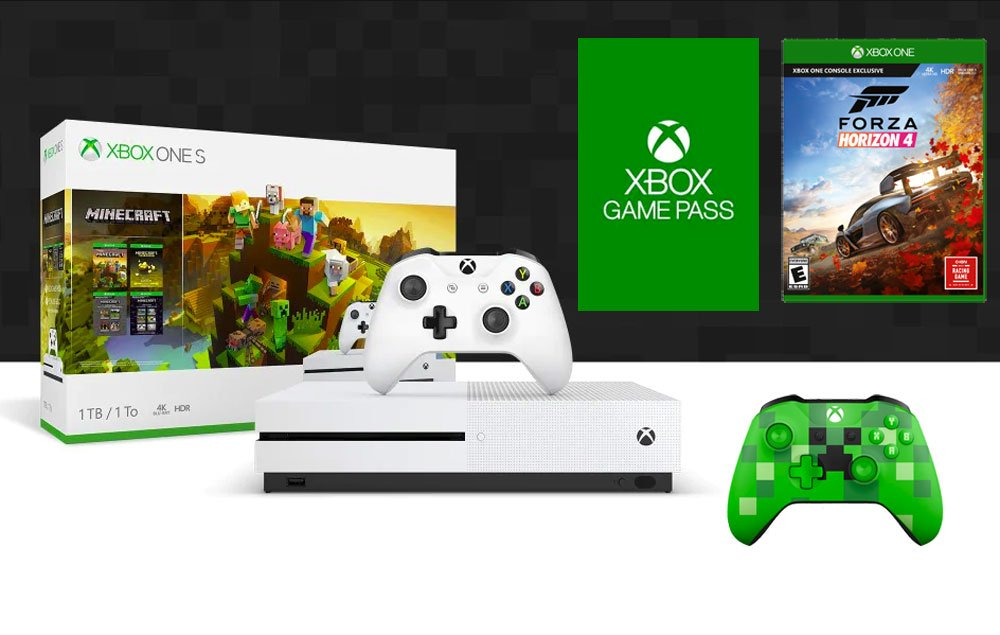 $199 Xbox One S and cheap games goes live for Black Friday screenshot