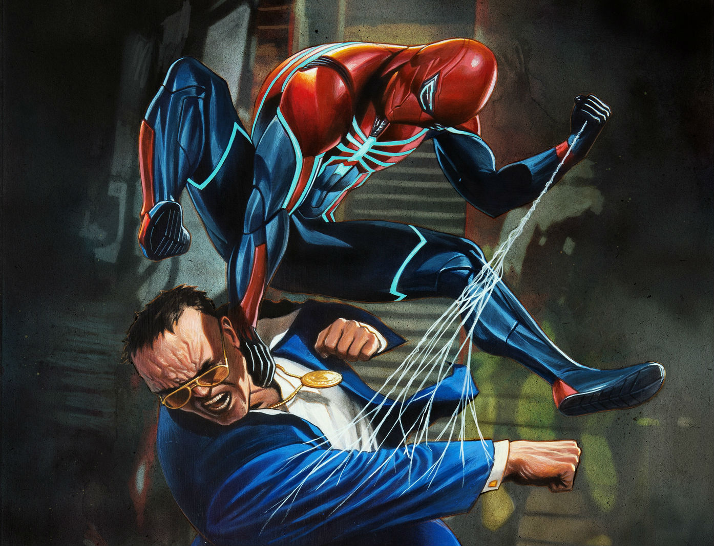 Review: Spider-Man: Turf Wars screenshot