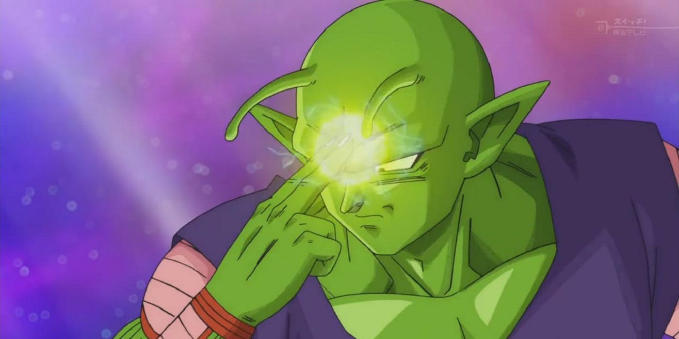 My man Piccolo enters the Jump Force arena along with Cell screenshot