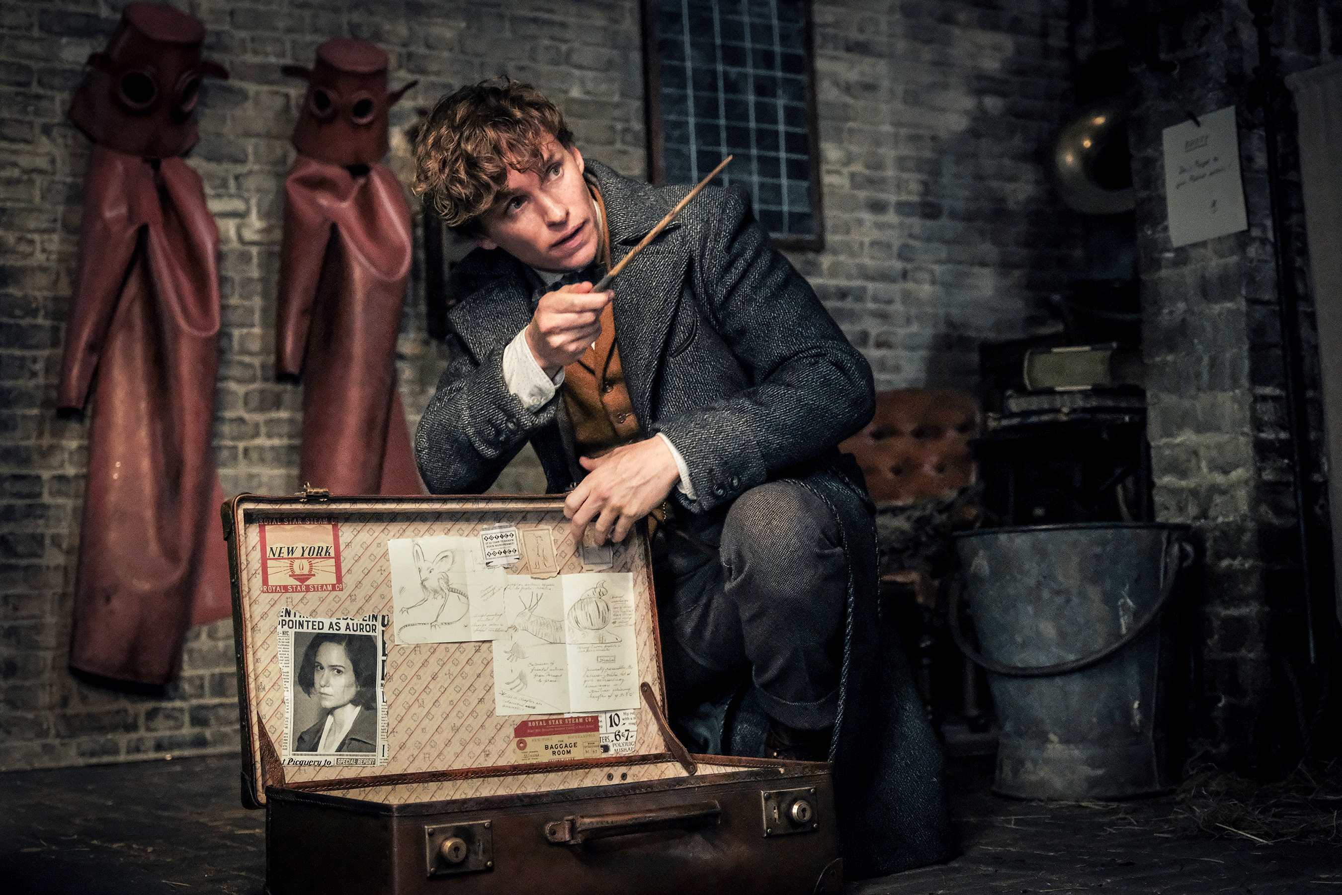 Fantastic Beasts doesn't have the Potter magic over the weekend screenshot