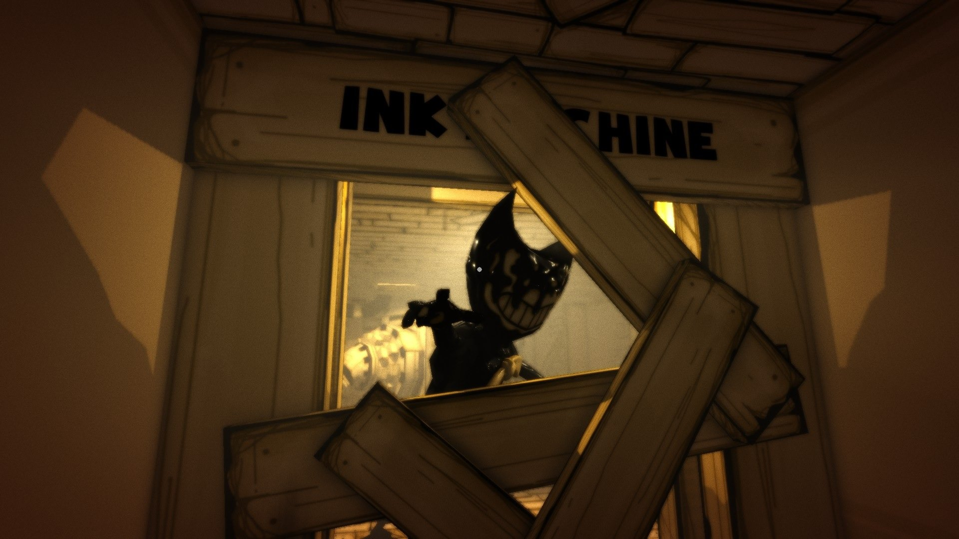 Bendy and the Ink Machine is now available on consoles screenshot
