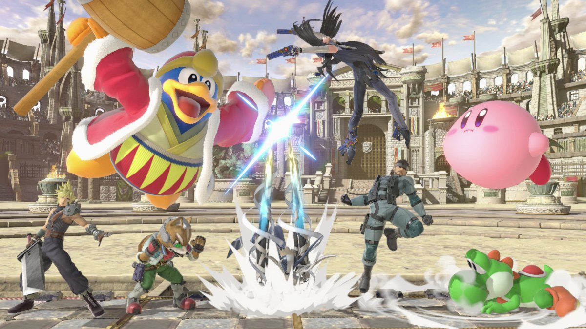 Super Smash Bros. Ultimate is nearly here: this recap video proves it screenshot