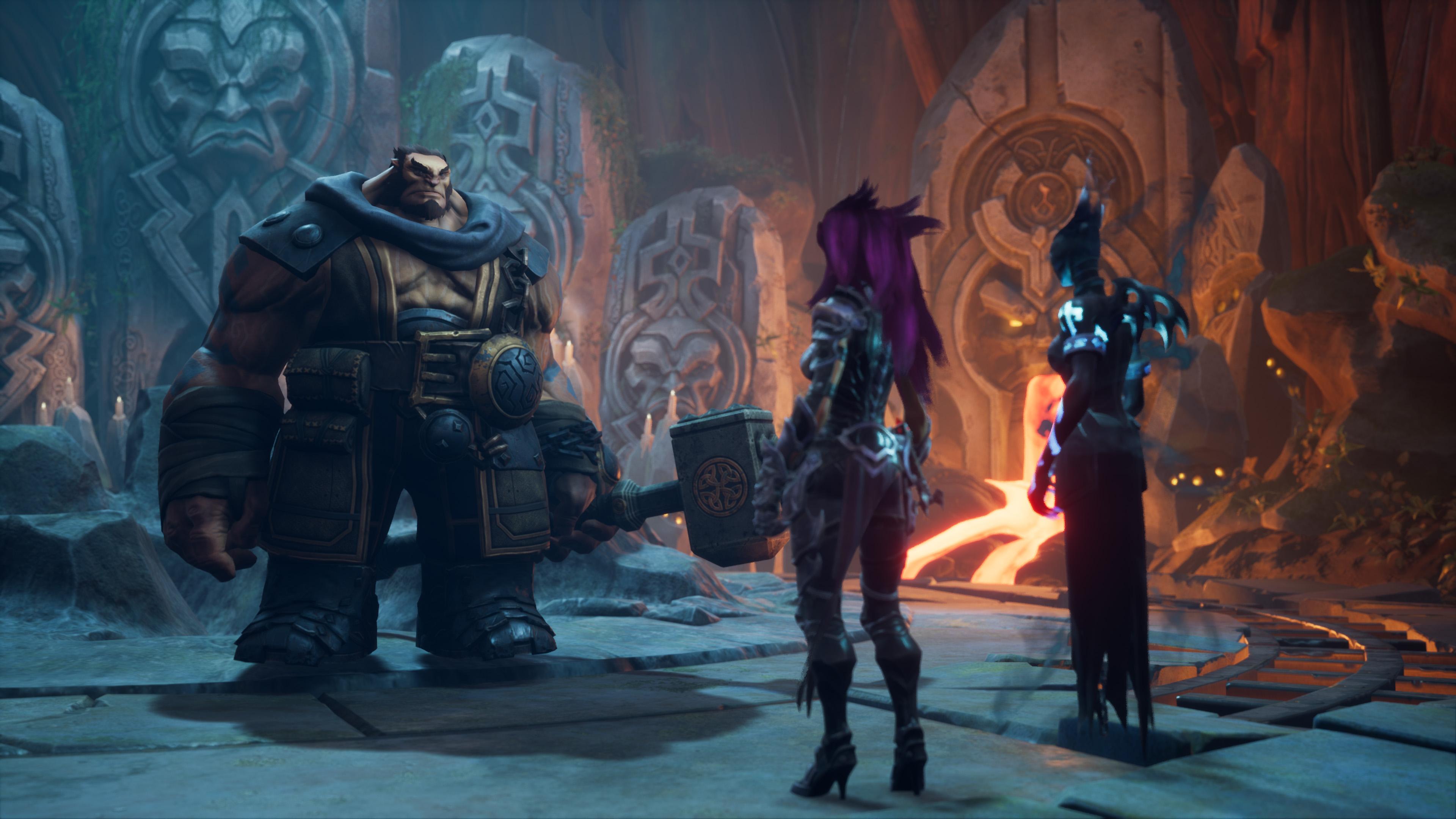 Very Quick Tips for Darksiders III screenshot
