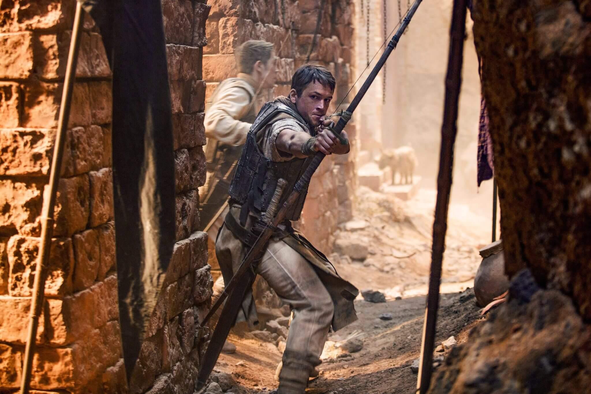 Review: Robin Hood screenshot