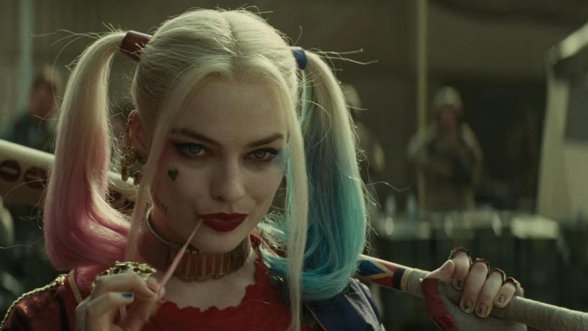 Here are five better names for the solo Harley Quinn movie screenshot