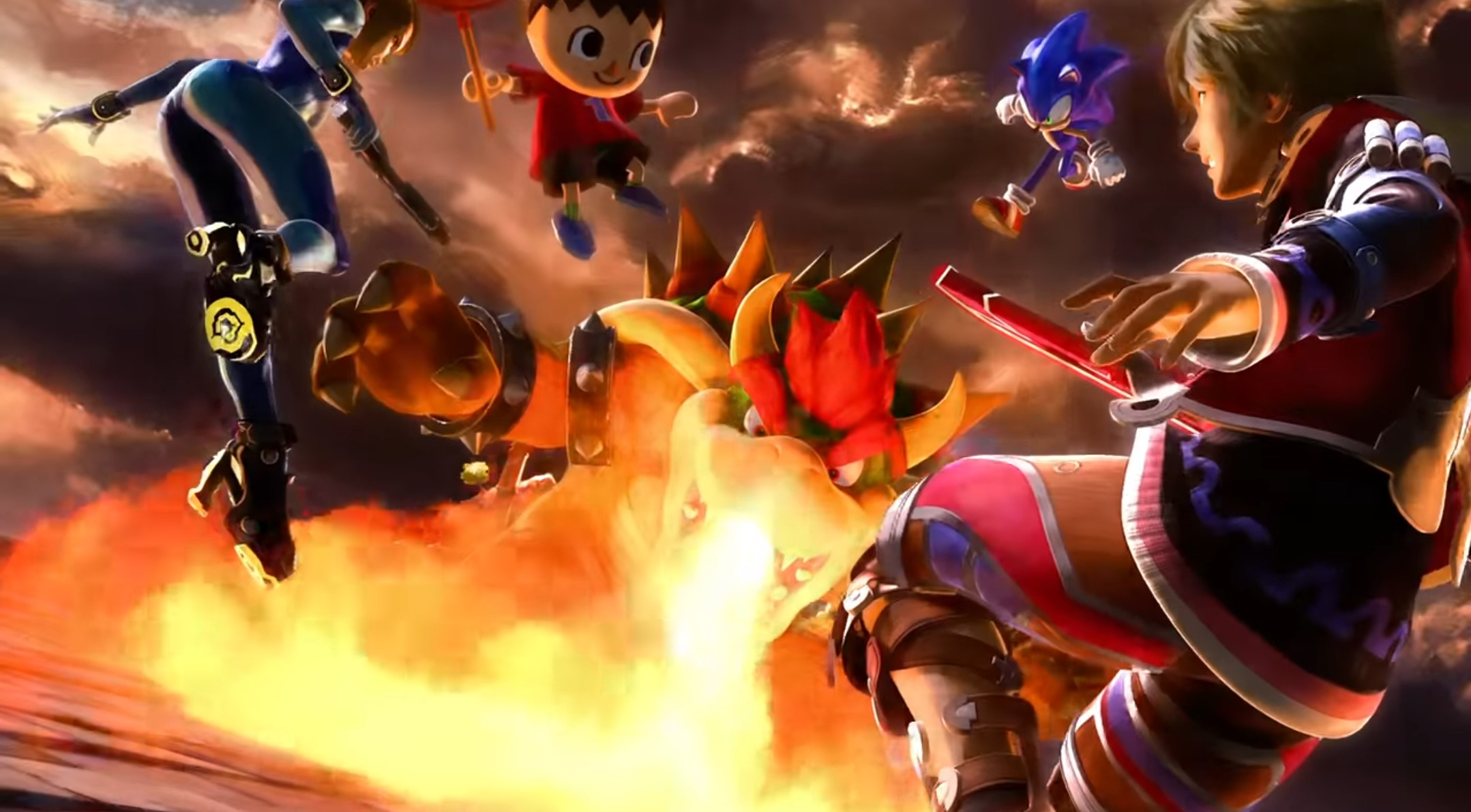 Super Smash Bros. Ultimate receives a new remix for his highness, King Bowser screenshot