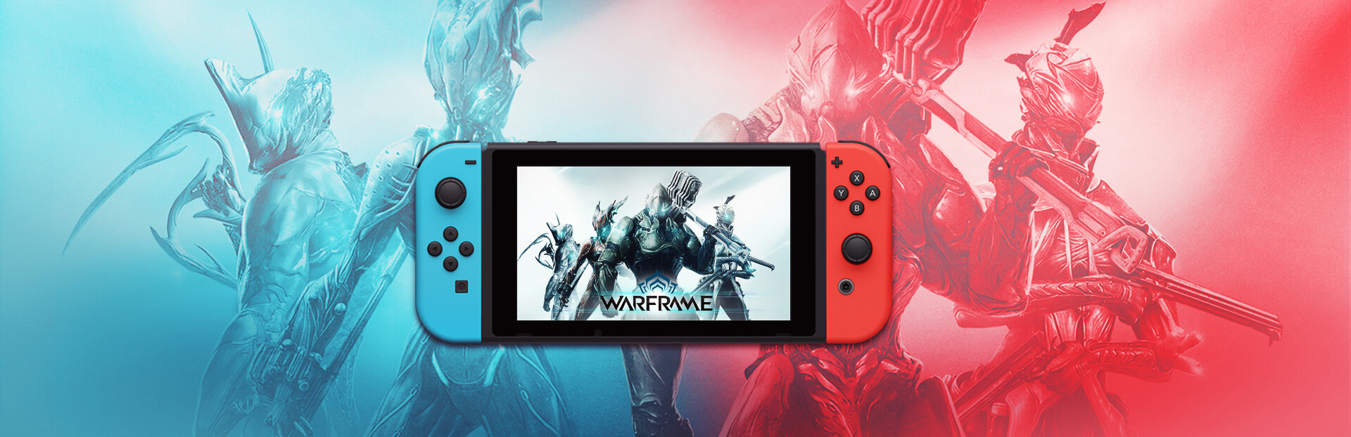 Warframe is live now on Switch, along with account migration screenshot