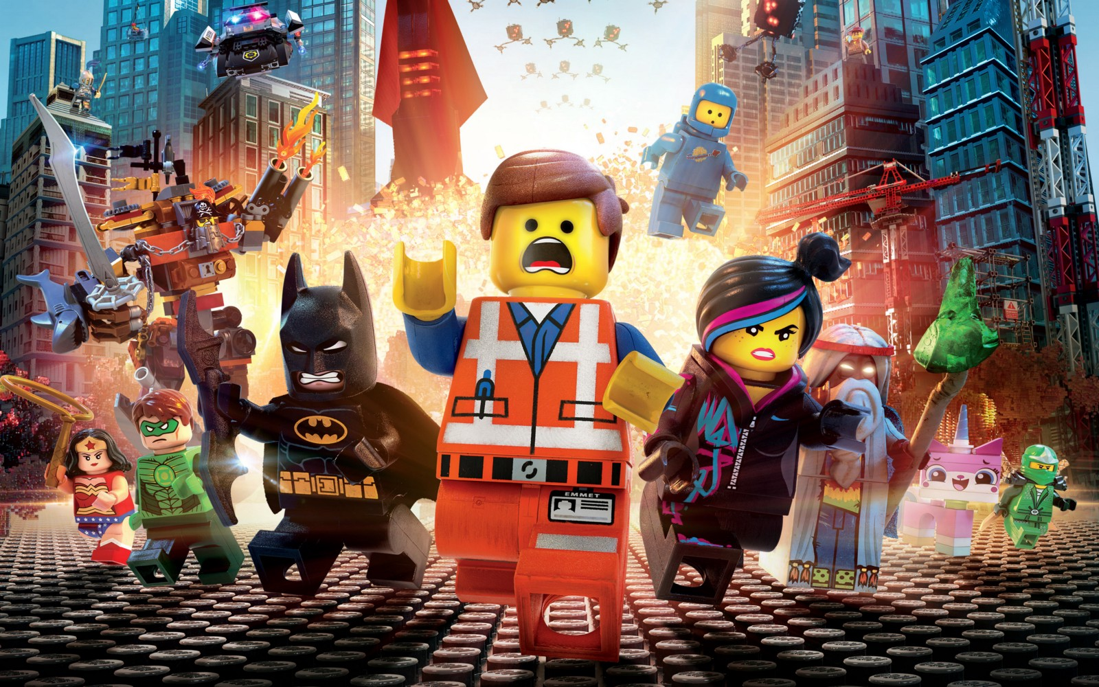 Watch The LEGO Movie on YouTube for free this Friday screenshot
