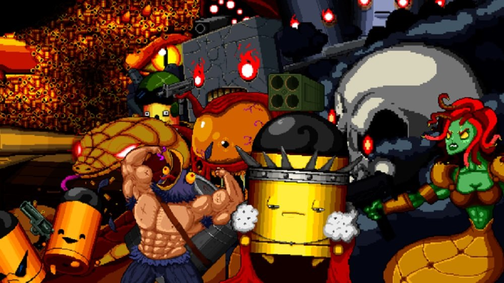 Enter the Gungeon's next update will be its last screenshot