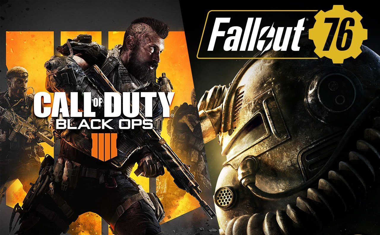 'Flagship' PC game deals: Black Ops 4, Odyssey, Fallout 76, and more still-live Black Friday sales screenshot