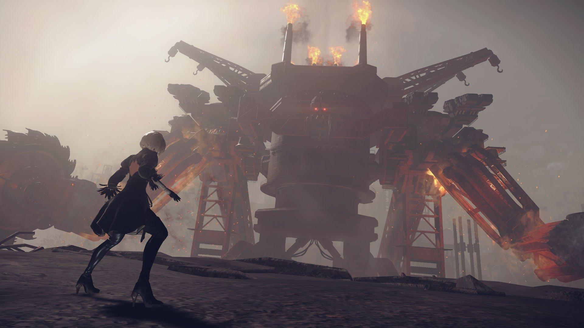 ESRB lists 'Game of the YoRHa Edition' for NieR: Automata screenshot
