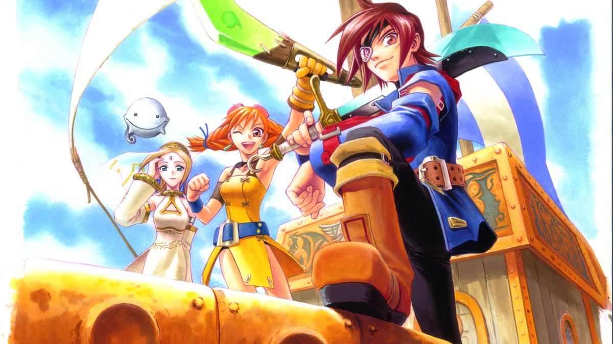 A chat with Sega's first lady of RPGs, Rieko Kodama screenshot