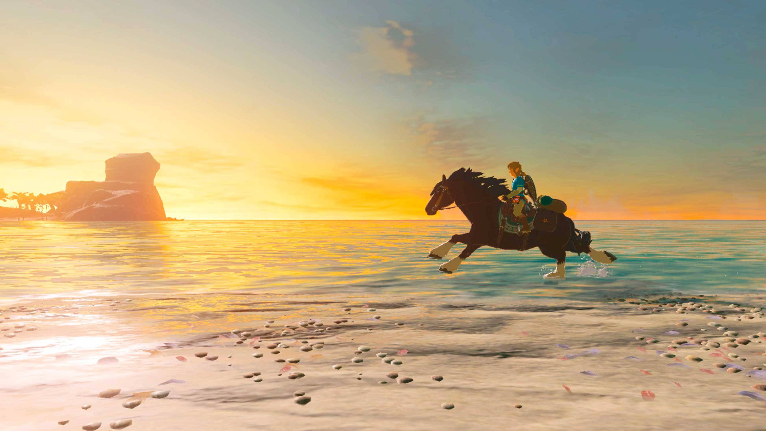 Zelda producer once again waffles on where Breath of the Wild fits on the timeline screenshot