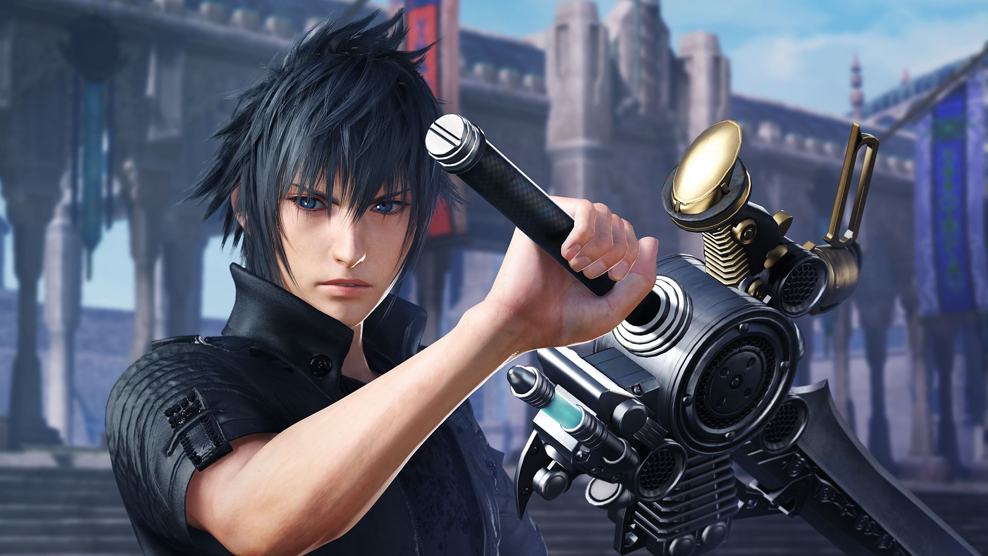 Dissidia Final Fantasy NT just got a free version in Japan, go grab it screenshot
