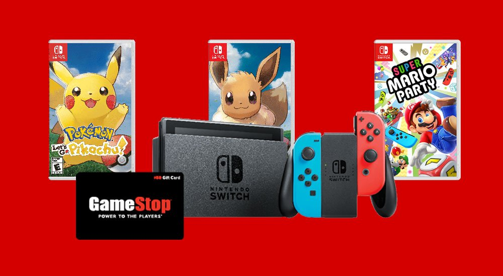 Roundup: best Nintendo Switch console bundle deals for Black Friday screenshot