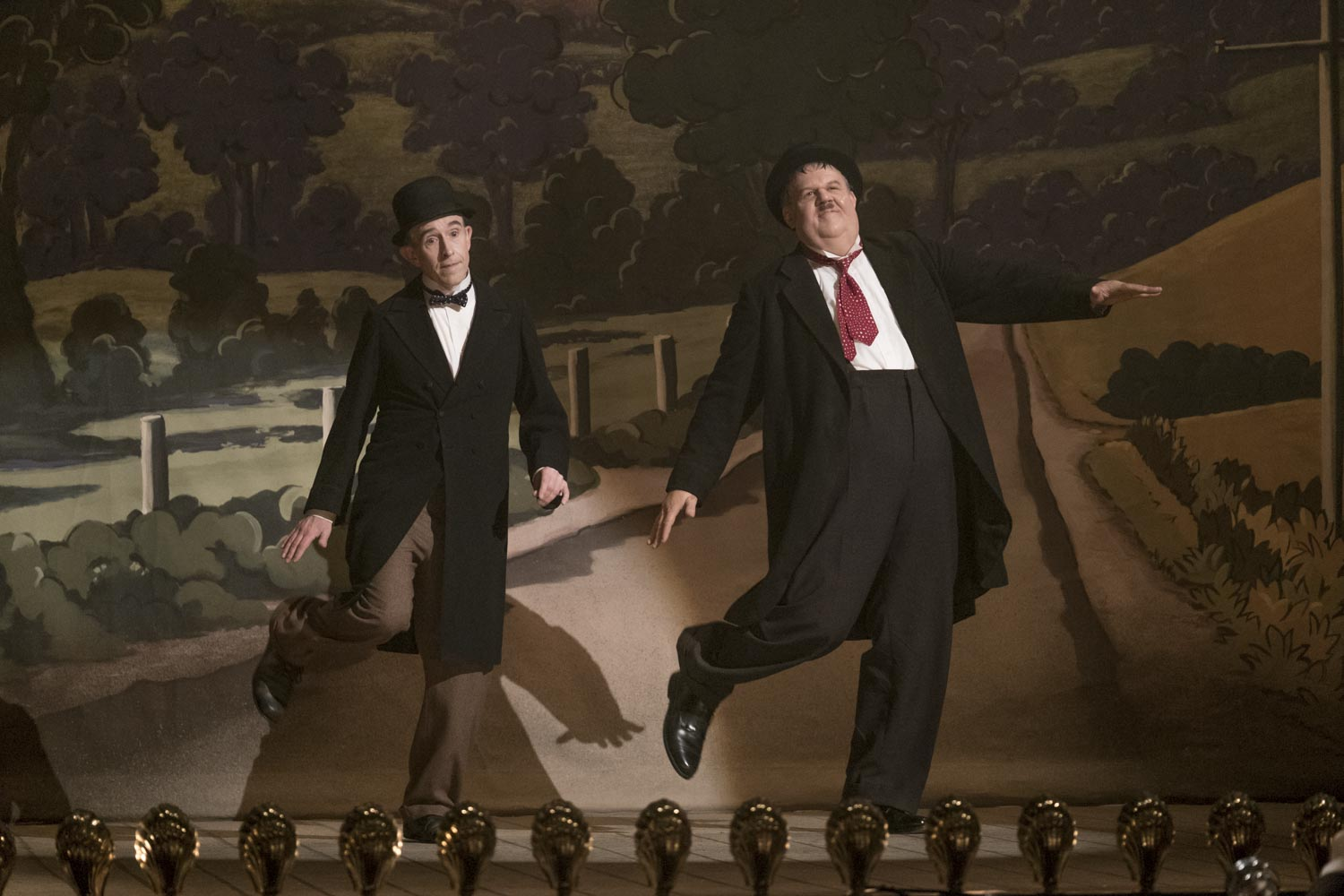 New trailer for John C. Reilly's and Steve Coogan's Stan & Ollie, an affectionate take on the comic duo  screenshot