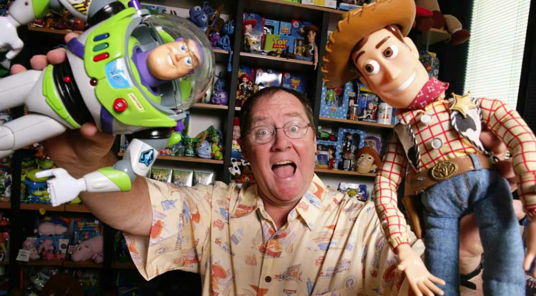 I'm happy John Lasseter is leaving Disney screenshot