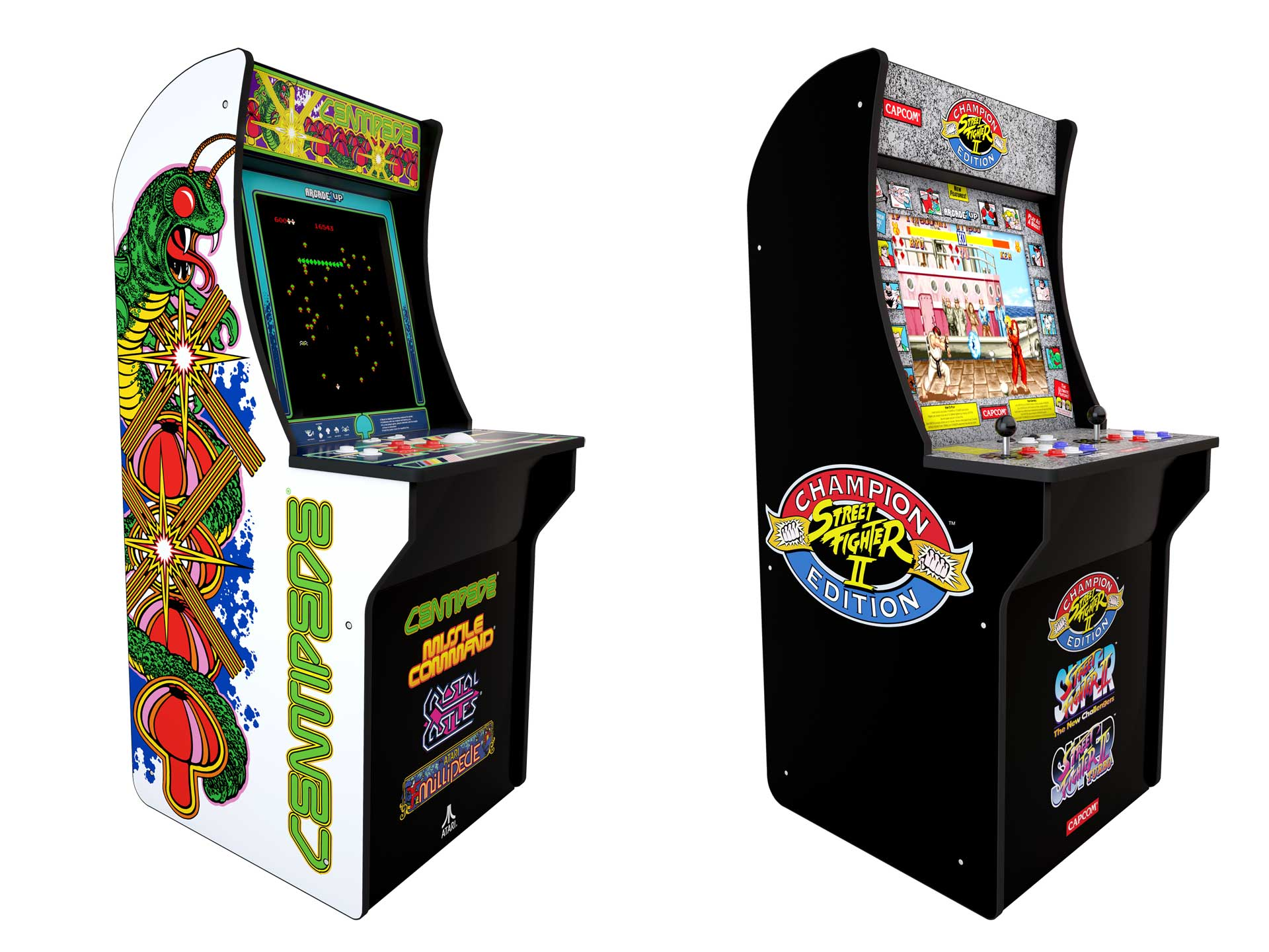 Arcade1Up arcade cabinets score Cyber Monday discount at Walmart screenshot