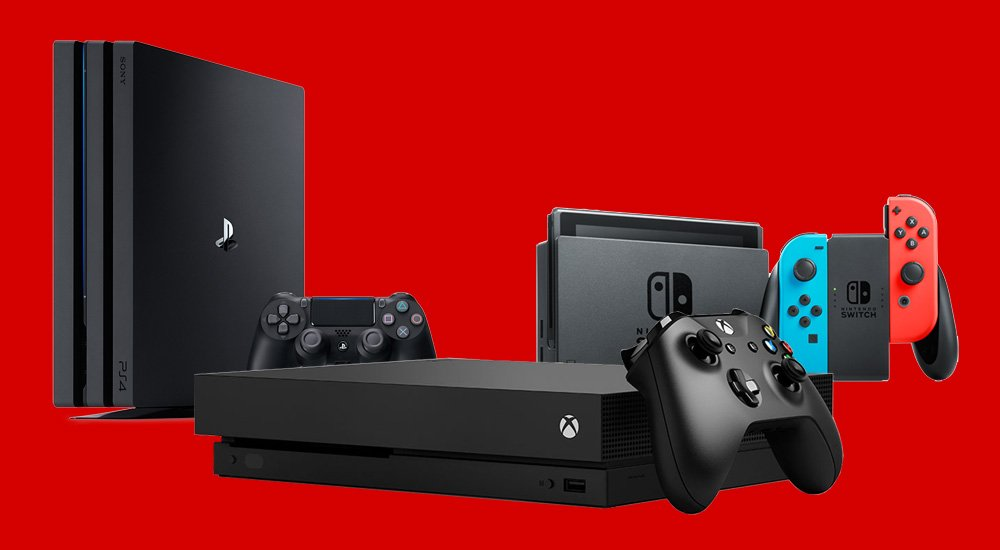 Roundup Best Cyber Monday Deals On Ps4 Xbox One And Switch Consoles