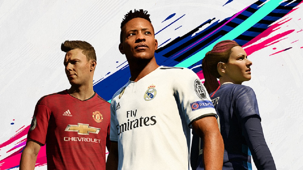 Weekend offers put FIFA 19 back on top of the UK Charts screenshot
