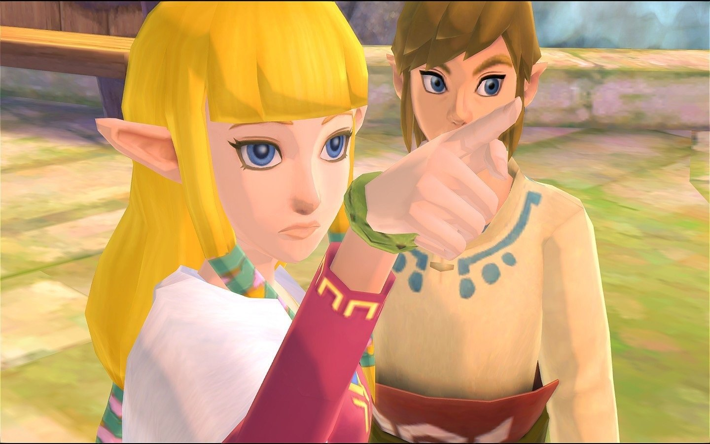(Update) Zelda producer hints that Skyward Sword might be coming to Switch screenshot