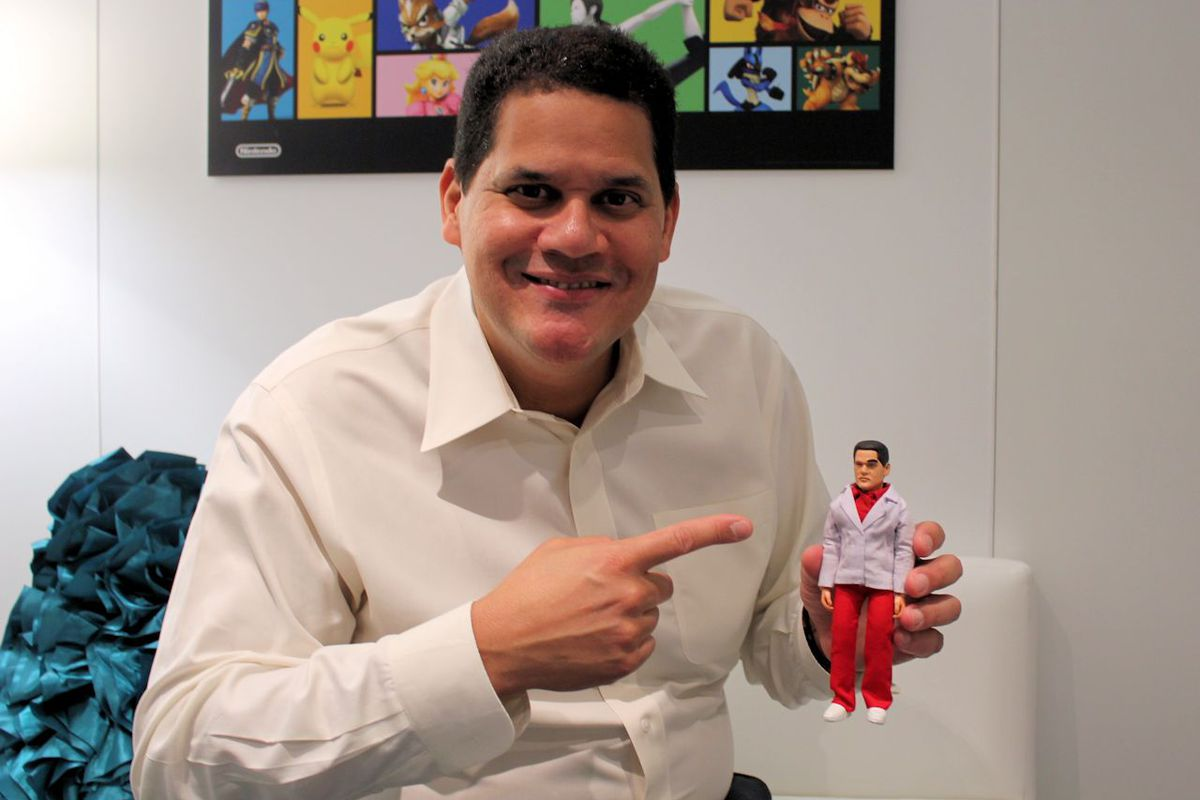 Nintendo of America boss says 60% of their revenue comes from the October to December holiday season screenshot