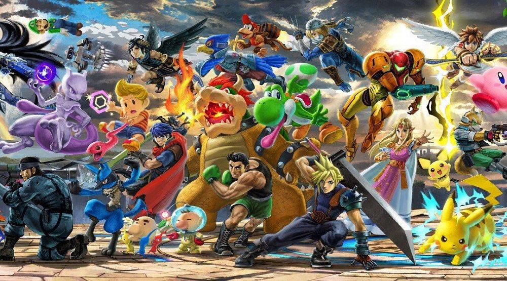 Review: Super Smash Bros. Ultimate screenshot