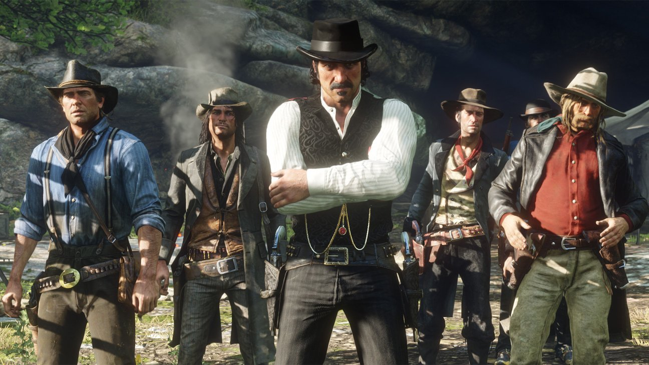 Red Dead Online's beta goes live for everyone this week screenshot