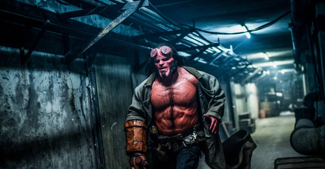 First look at more violent and bloody Hellboy in action screenshot