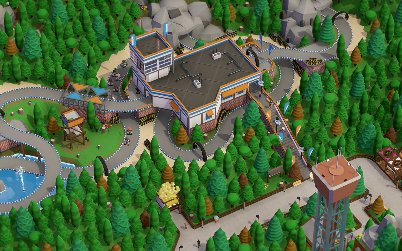 Parkitect review