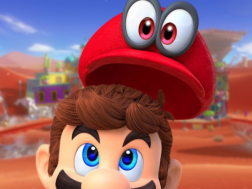 Super Mario Odyssey has sold over half a million physical copies in the UK screenshot