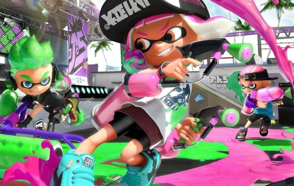 Splatoon 2's final content update will arrive next week screenshot