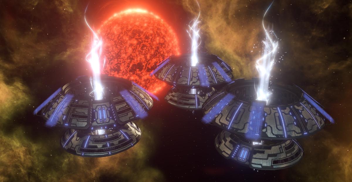 Stellaris' Megacorp update will bring some needed economic features screenshot