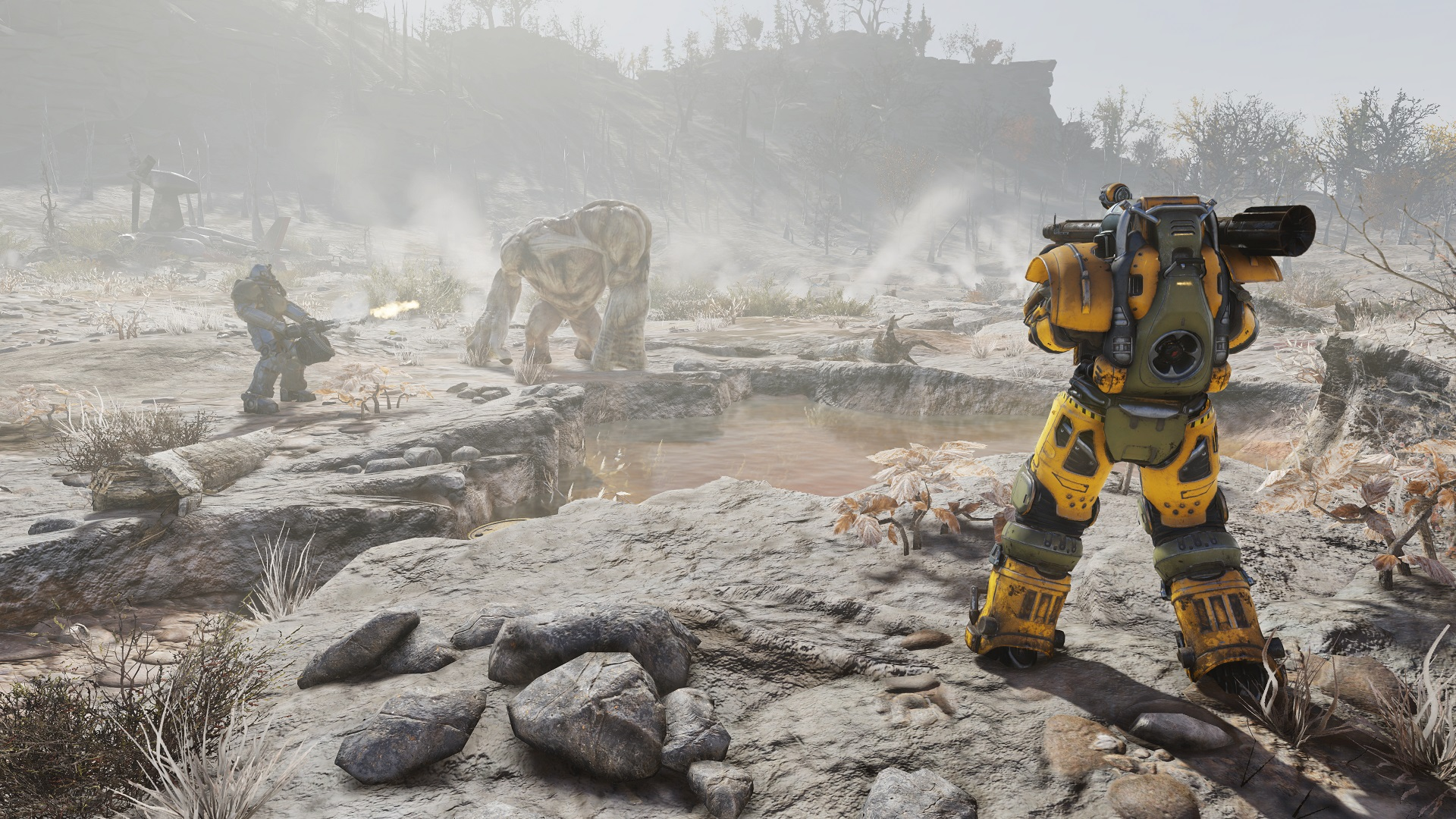 Fallout 76's stash increase goes from 400 to 600, update