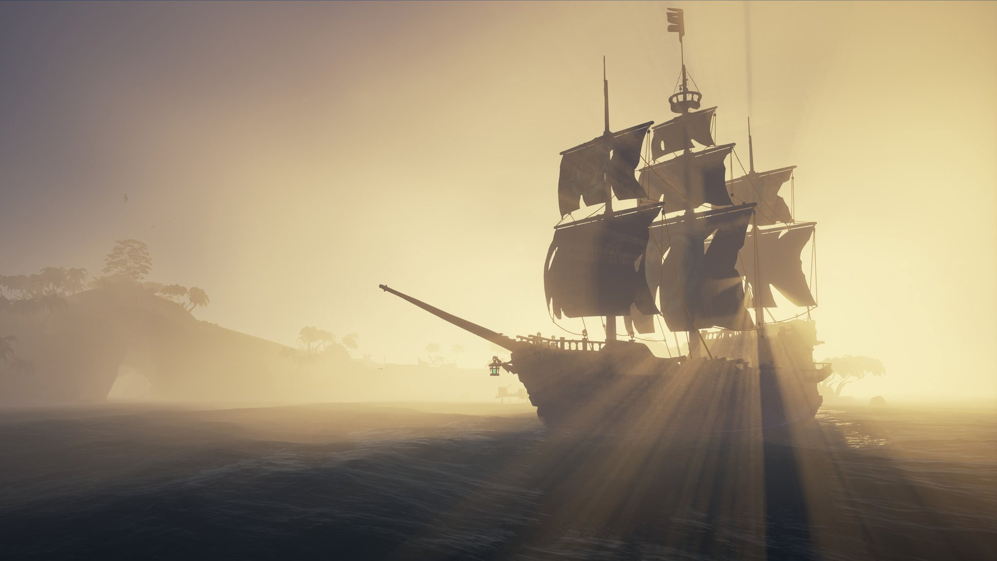 Sea of Thieves' Shrouded Spoils update focuses on refining core content screenshot