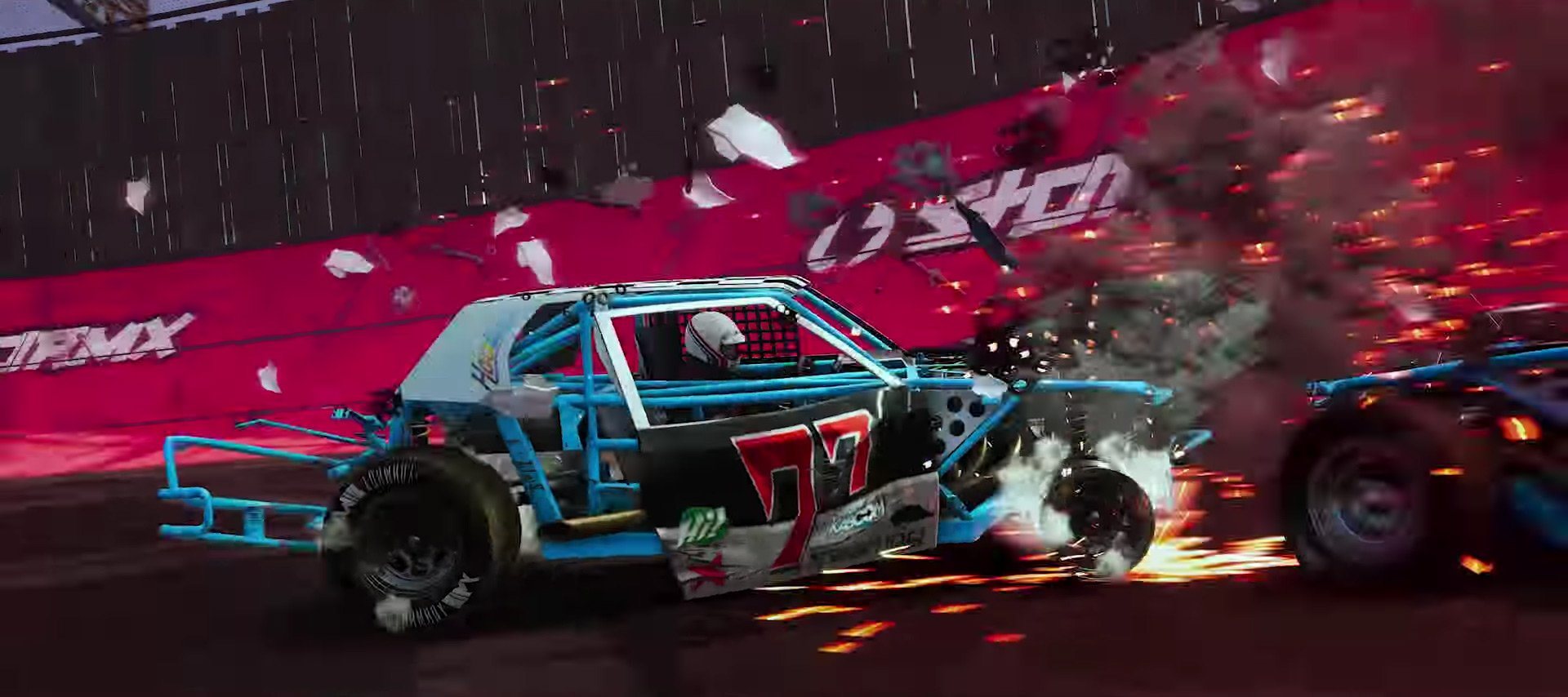 The demolition derby seems like a fine reason to revisit The Crew 2 screenshot