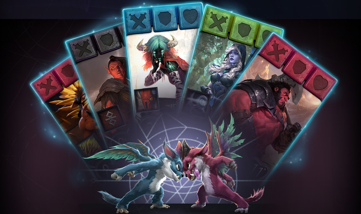 Review: Artifact screenshot