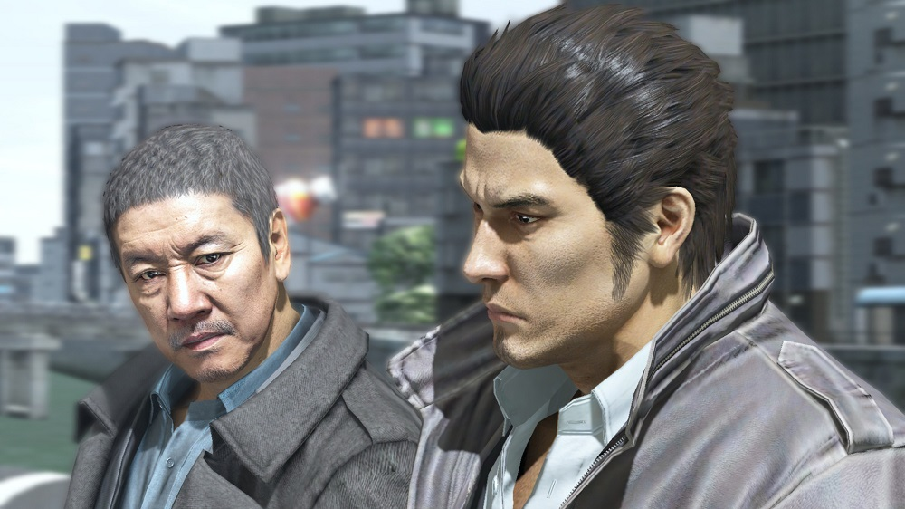 Yakuza announcement teased for Kinda Funny Games Showcase screenshot