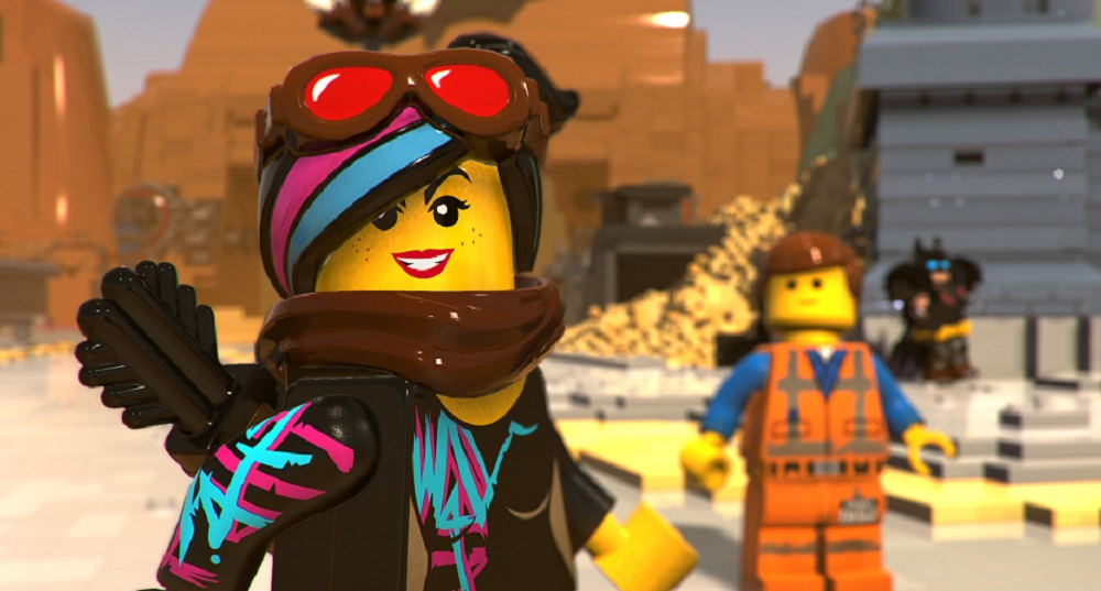 Of course there's a LEGO Movie 2 video game in the works screenshot