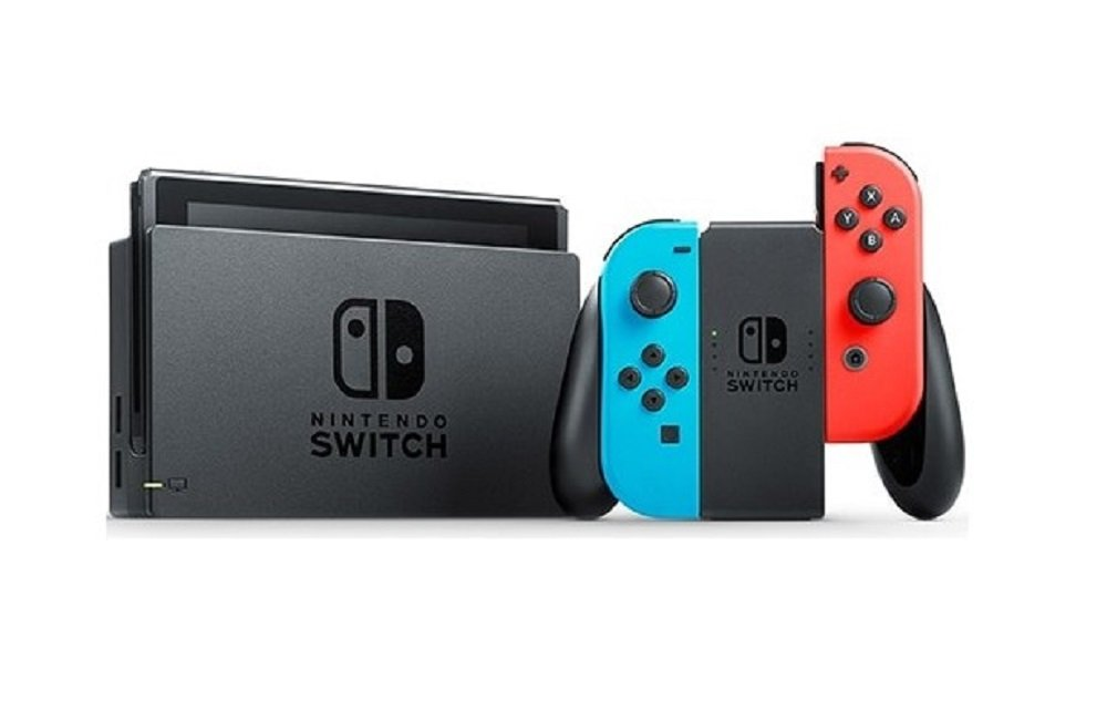 Nintendo Switch sales dominate the Thanksgiving weekend screenshot