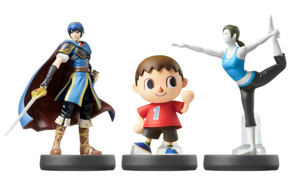 Those meddlesome little amiibo figures turn four this month screenshot