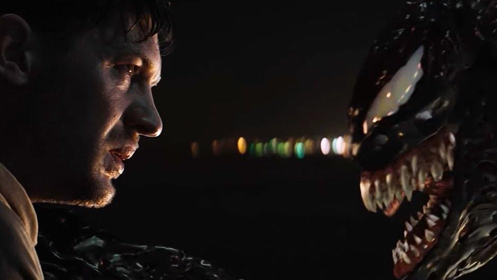 Sony releases Venom rom-com trailer, effectively killing humor screenshot