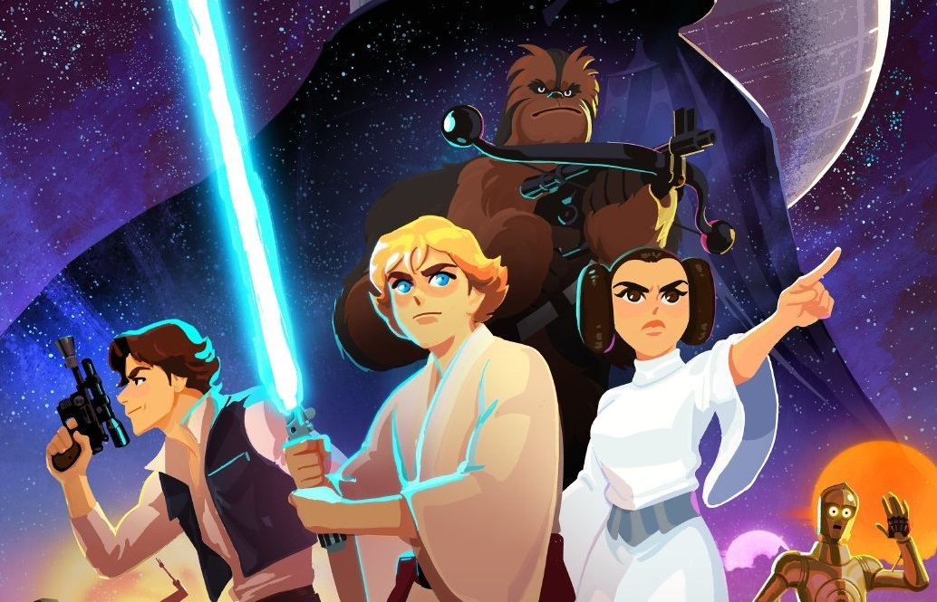 Suck your children into your own nerdy obsessions with Star Wars Galaxy of Adventures screenshot
