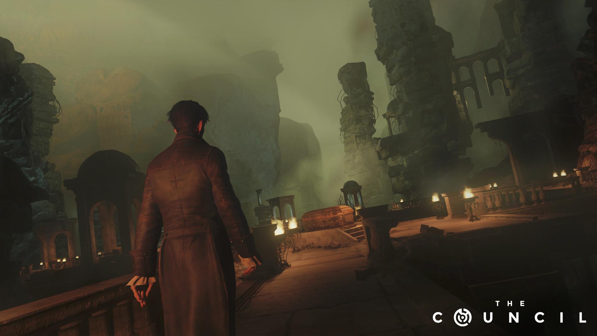 Review: The Council - Episode 4: Burning Bridges screenshot