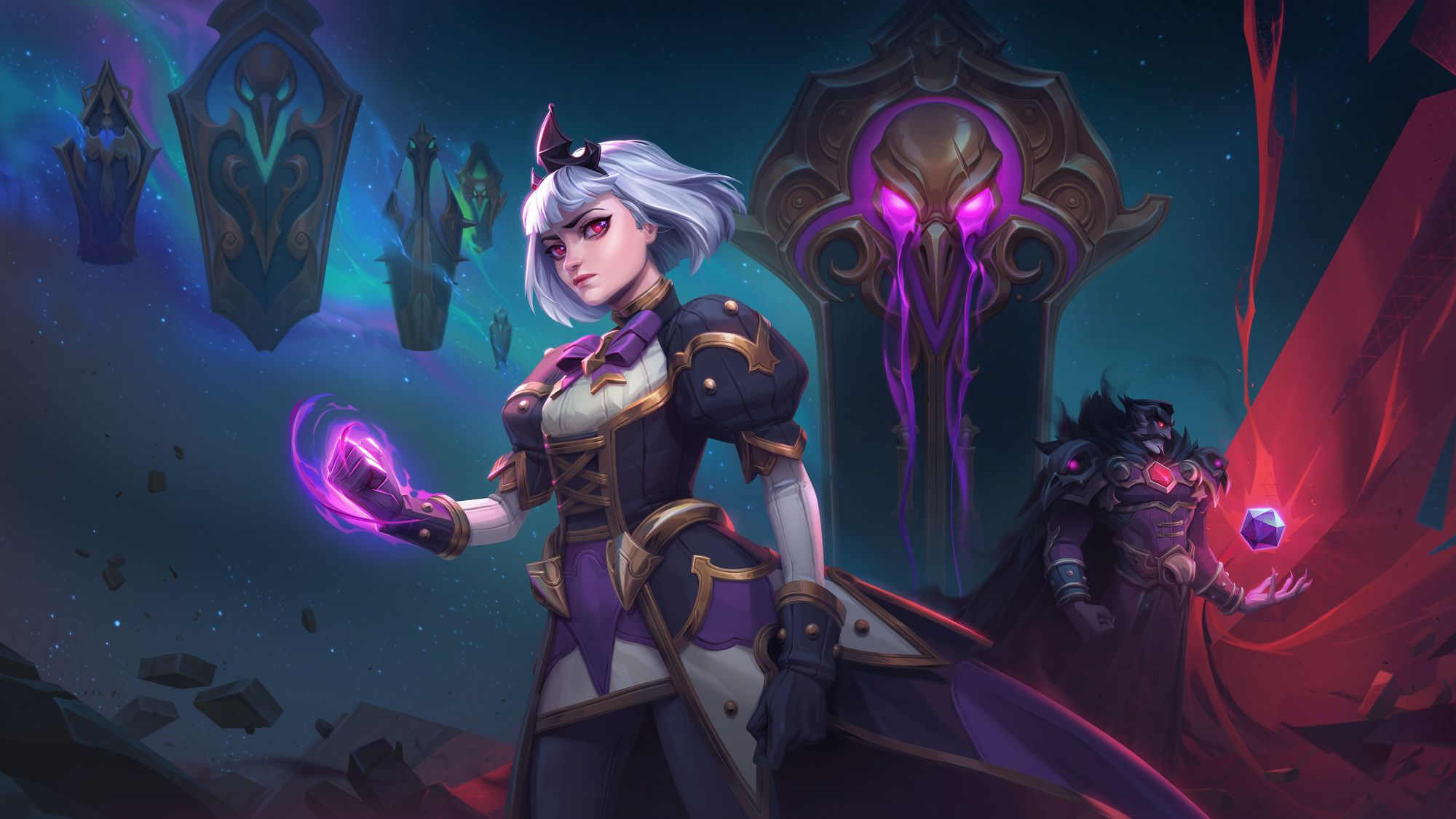 Heroes of the Storm's Orphea is stylish, but needs work screenshot