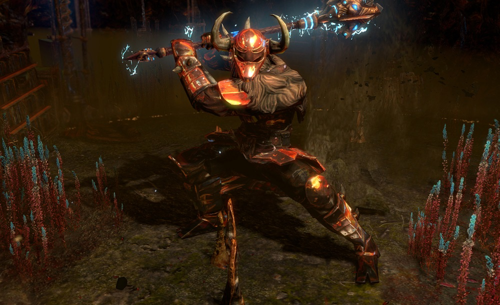 Path of Exile's PS4 port delayed until February 2019 screenshot