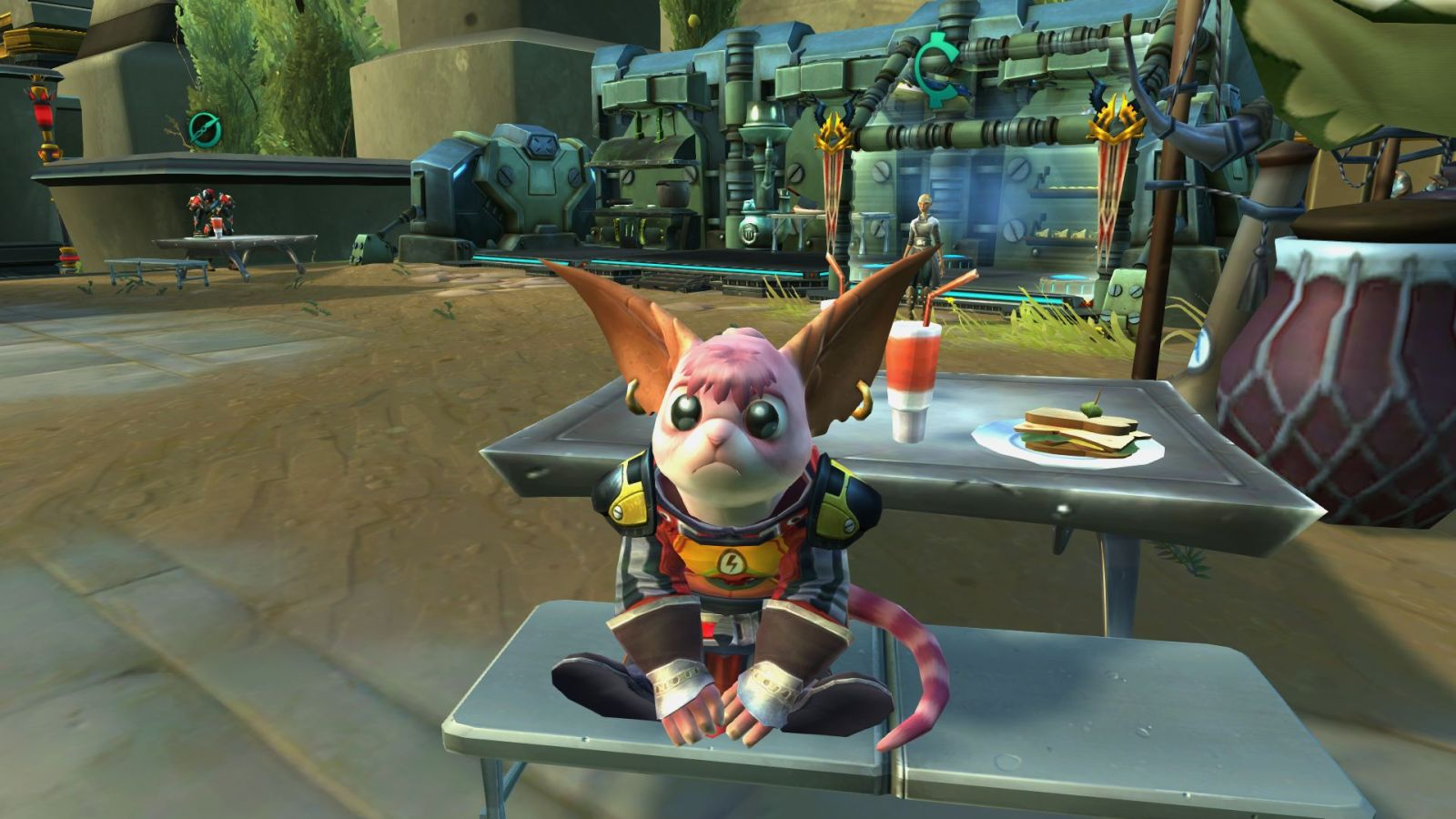 The lovely but troublesome Wildstar is now officially dead screenshot